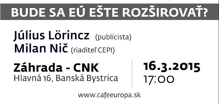 Plagát Café Europa 2