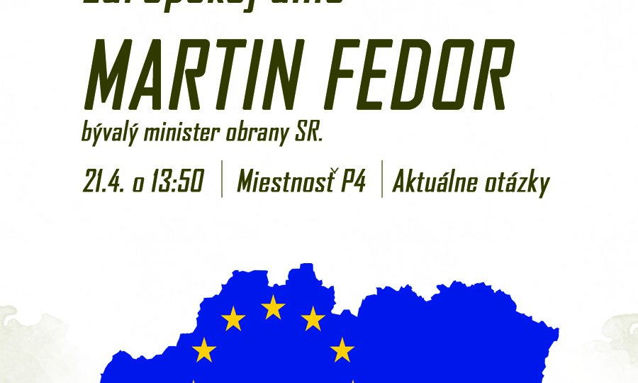 Martin fedor poster