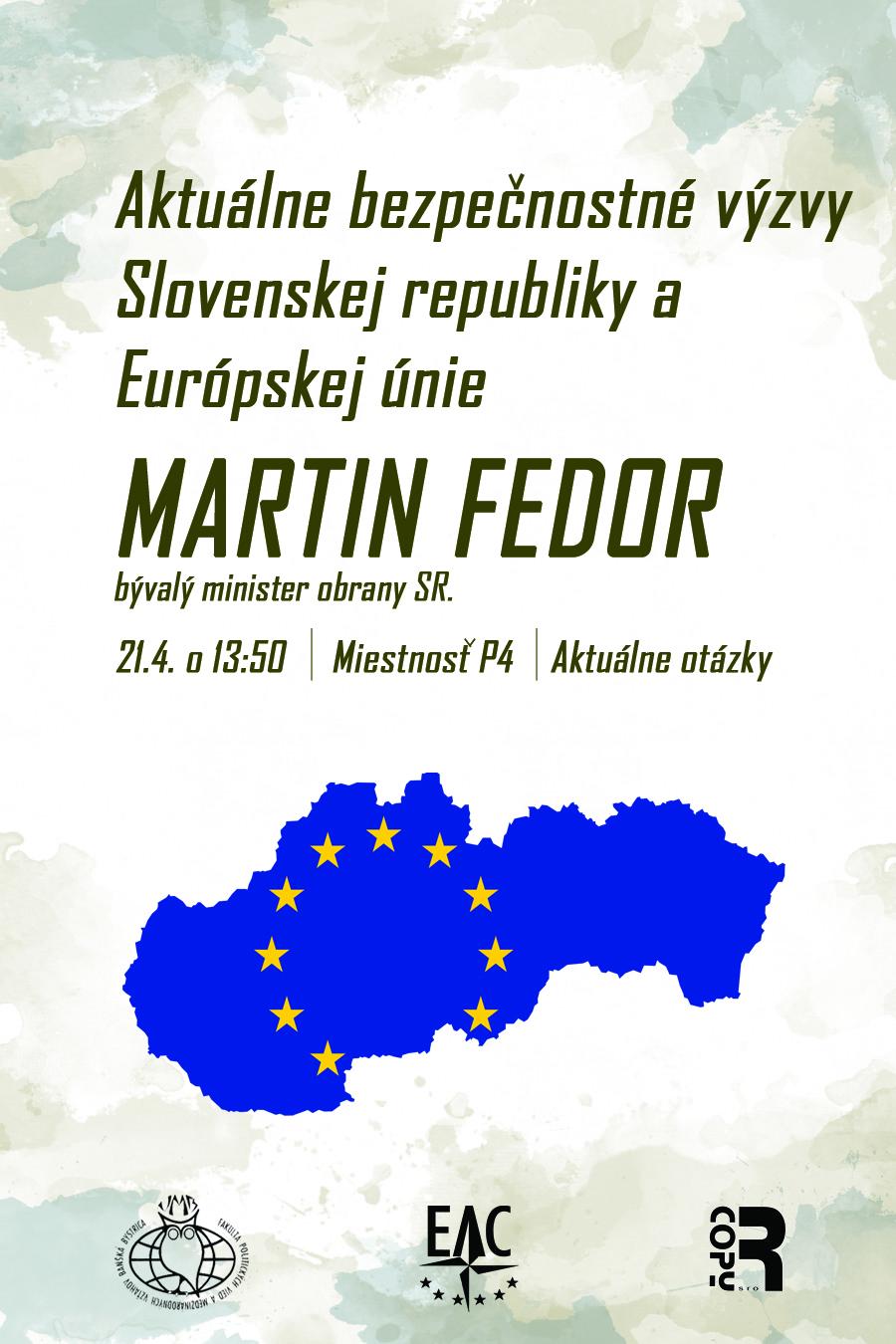 Martin fedor poster