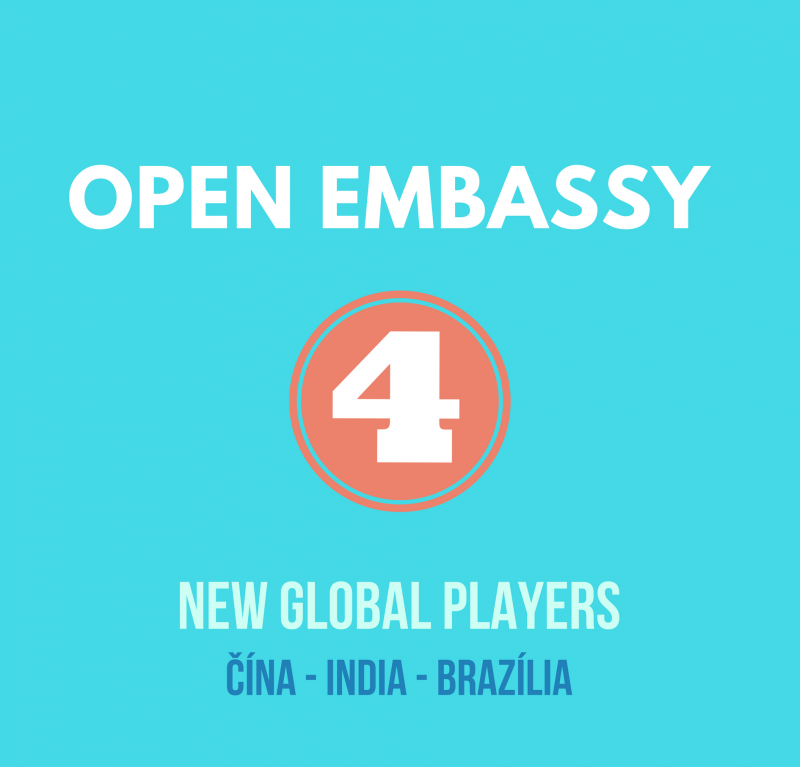 NEW GLOBAL PLAYERS